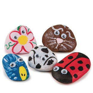 Silly Stones Craft Kit - Image 1 of 2
