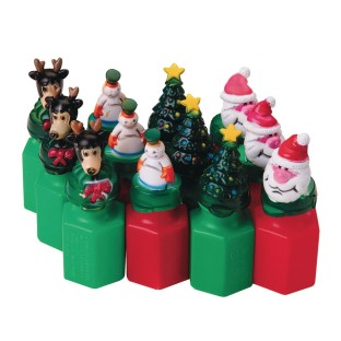 Christmas Bubbles (Pack of 12) - Image 1 of 1