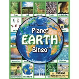 Lucy Hammett Earth Bingo - Image 1 of 1