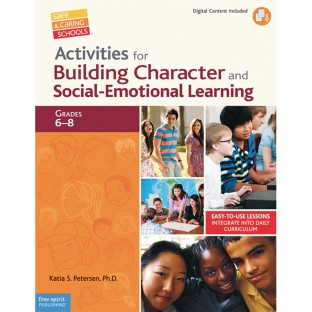 Activities for Building Character and Social Emotional Learning Book, Grades 6-8 - Image 1 of 1