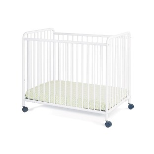 Chelsea Slatted Steel Crib - Image 1 of 1