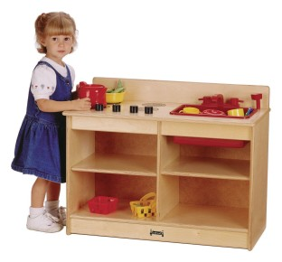 2-in-1 Toddler Kitchen - Image 1 of 1
