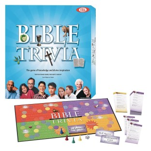 Bible Trivia Board Game - Image 1 of 1