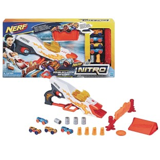 Nerf® Nitro DoubleClutch Inferno Blaster - Image 1 of 5