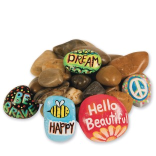 River Rocks (Box of 24) - Image 1 of 3