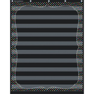 Bright Chalkboard Pocket Chart - Image 1 of 2
