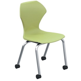 "Marco Groups® Apex™ 18"" Mobile School Chairs (Set of 2) - Image 1 of 2"