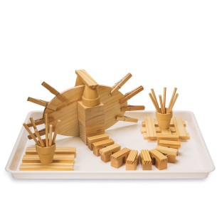 Tinkering with Timber Sensory Tray Starter Kit - Image 1 of 2