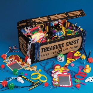 Premium Treasure Chest Easy Pack (100/pc) - Image 1 of 1