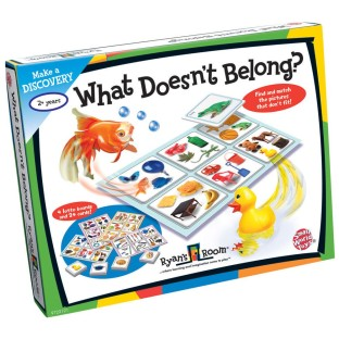 What Doesn't Belong Game - Image 1 of 1