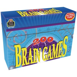 200 Brain Games - Image 1 of 2
