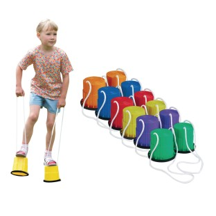 Bucket Stilts Set (Set of 6) - Image 1 of 3