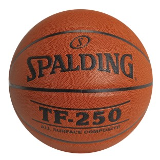 Spalding® TF-250 Basketball - Image 1 of 3