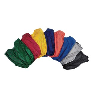 Spectrum™ Nylon Mesh Pinnies, Adult Size (Pack of 12) - Image 1 of 3