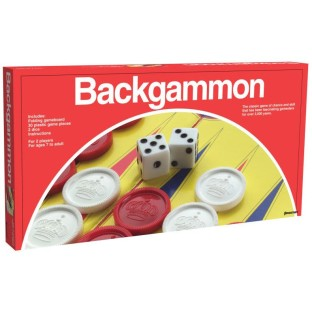 Traditional Backgammon® - Image 1 of 1