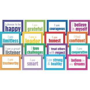 Positive Posters Display Set (Set of 16) - Image 1 of 1