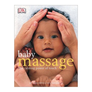Baby Massage: The Calming Power of Touch Book - Image 1 of 1