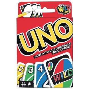 Uno® Card Game - Image 1 of 3