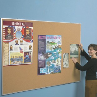 Valu-Tak Bulletin Board - Image 1 of 1