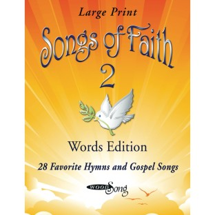 Songs of Faith Vol. 2 Words Book - Image 1 of 1