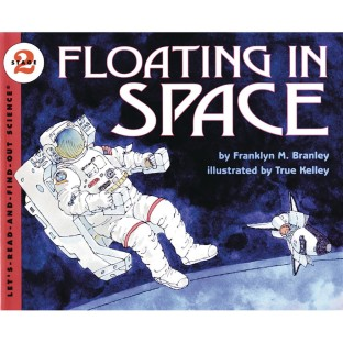 Floating in Space Book - Image 1 of 1
