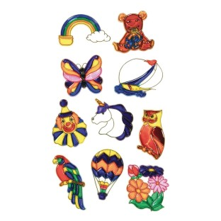 Sun Catchers - Everyday Assortment (Set of 10) - Image 1 of 1