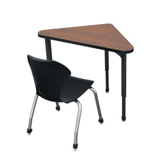 Apex™ Triangle Desk - Image 1 of 1