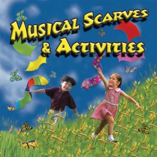 Musical Scarves and Activities CD - Image 1 of 1
