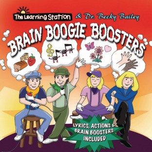 Brain Boogie Boosters Music CD - Image 1 of 1