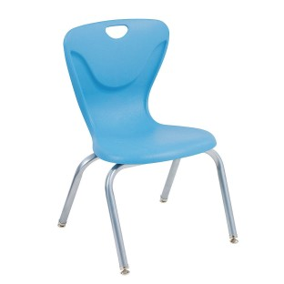 "18"" Contour Chair, Eggplant (Case of 4) - Image 1 of 1"