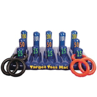 Jumbo Inflatable Target Ring Toss - Image 1 of 4