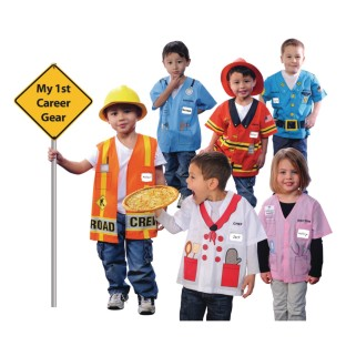 My First Career Gear Dress Up Set (Set of 6) - Image 1 of 1