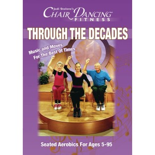 Chair Dancing Through the Decades DVD - Image 1 of 1