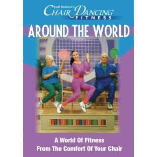 Chair Dancing Around the World DVD - Image 1 of 1