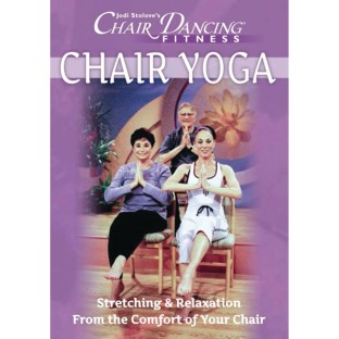 Chair Yoga DVD - Image 1 of 1