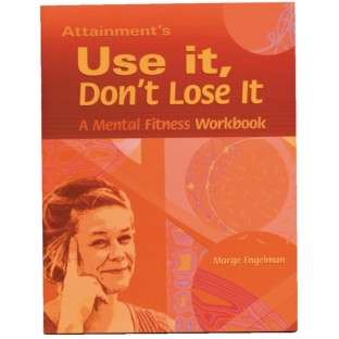 Use It, Don't Lose It Mental Fitness Workbook - Image 1 of 2