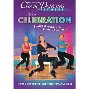 Chair Dancing Life's A Celebration DVD - Image 1 of 1
