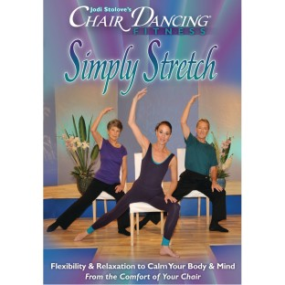 Chair Dancing Simply Stretch DVD - Image 1 of 1