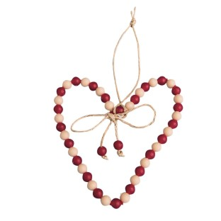 Heart Ornament Craft Kit (Pack of 48) - Image 1 of 2