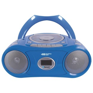 Portable Bluetooth Boombox - Image 1 of 1