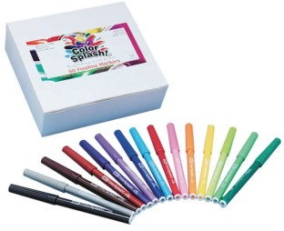 Color Splash!® Fineline Markers PlusPack (Pack of 60) - Image 1 of 1