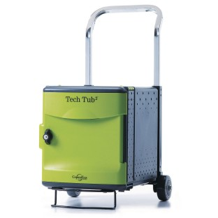 Copernicus 6-Device Premium Tech Tub2® with Trolley - Image 1 of 6