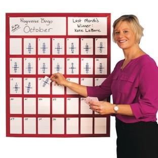 Progressive Bingo Board