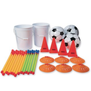 Splash Soccer Easy Pack - Image 1 of 2