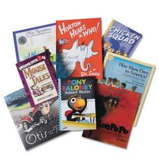 Books For Second Grade (Set of 8) - Image 1 of 1