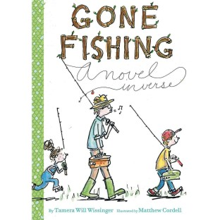 Gone Fishing Book - Image 1 of 1