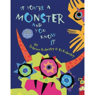 If You're A Monster And You Know It Book - Image 1 of 1
