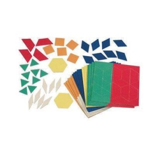 Magnetic Pattern Blocks - Image 1 of 1