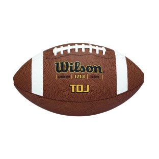 Wilson TDJ Youth Composite Football - Image 1 of 2