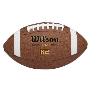 Wilson K2 Composite Football - Image 1 of 1